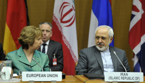 Zarif_Ashton_Iran_Talks_Vienna