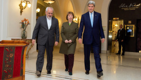 Iran_Talks_Zarif_Ashton_Kerry_Vienna