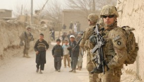 Afghanistan-US-Soldiers-Village