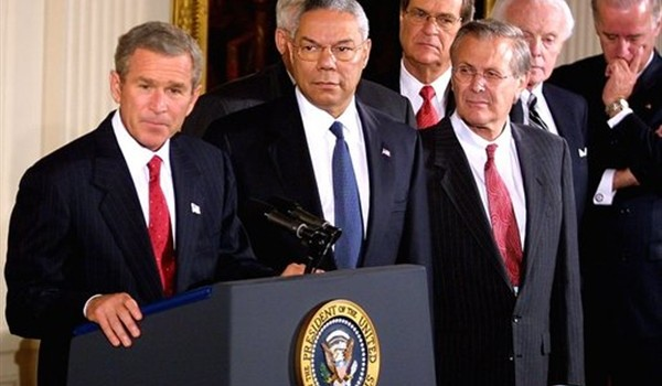 Bush-Iraq-Cheney-Powell
