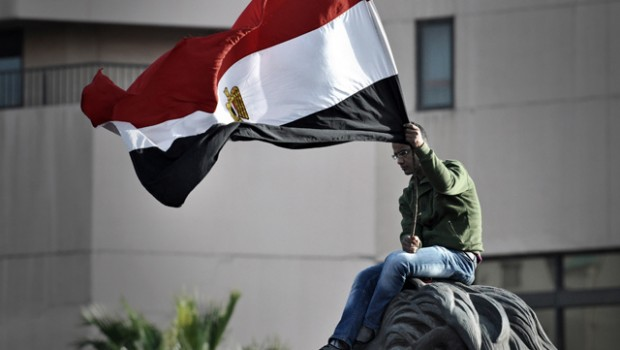 Egypt-Revolution-Flag