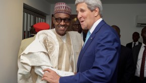 Secretary_Kerry_Shakes_Hands_With_Newly_Sworn-in_Nigerian_President_Buhari