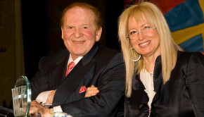 Sheldon_y_Miriam_Adelson_reciben_Woodrow_Wilson_Awards