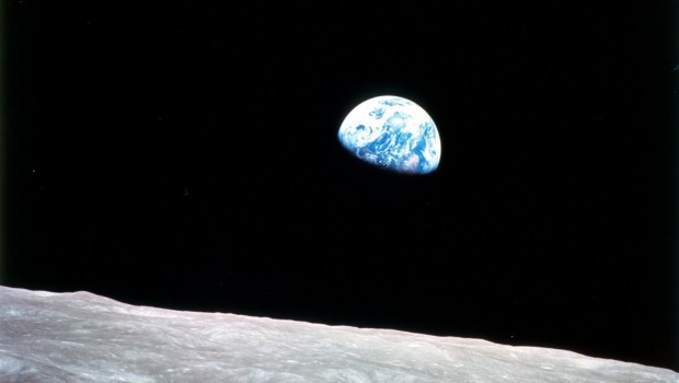 View of the earth from the moon « LobeLog