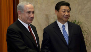 netanyahu-china